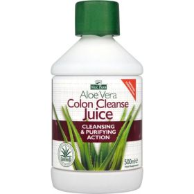 Aloevera + Colon Cleanse